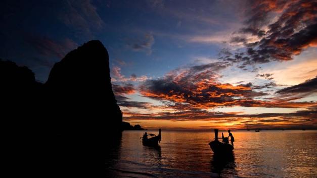 west-beach-dusk