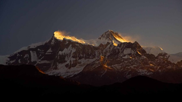 annapurna-himal-dawnlight-dhampus