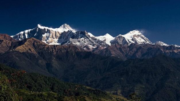 Annapurna Himal Daylight