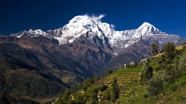 Annapurna South Landruk 2