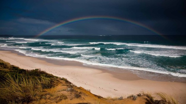 9. Rainbow Bay 3