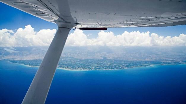 Aerial Haiti