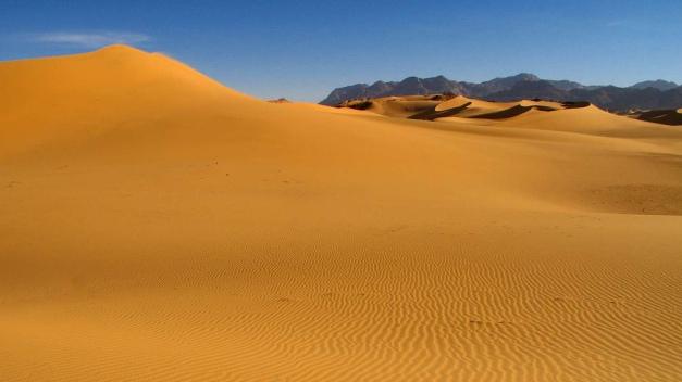 Gilded Sand