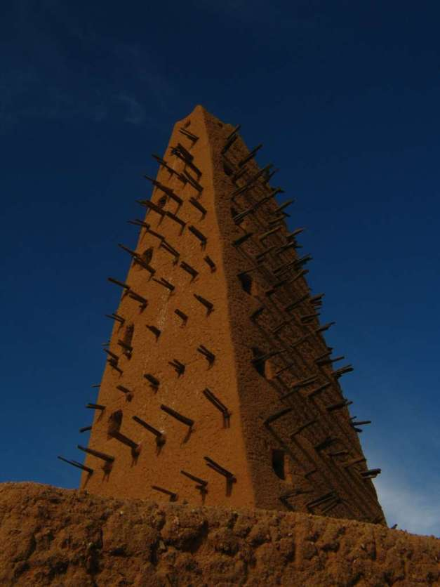 Grand Mosquee at Agadez