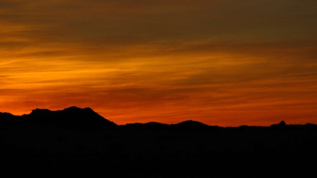 Iferouane Sunset