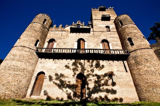 Fasilides Castle, Gondar, Ethiopia