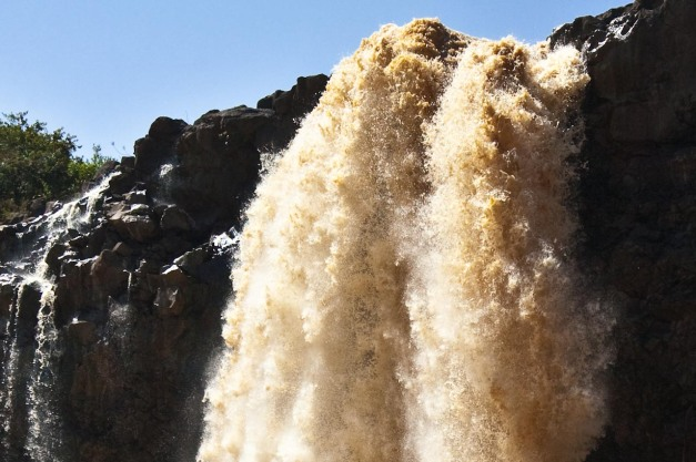 Blue Nile Falls, Bahir Dar, Ethiopia