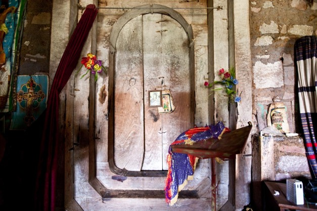 Monastery, Lake Tana, Bahir Dar, Ethiopia