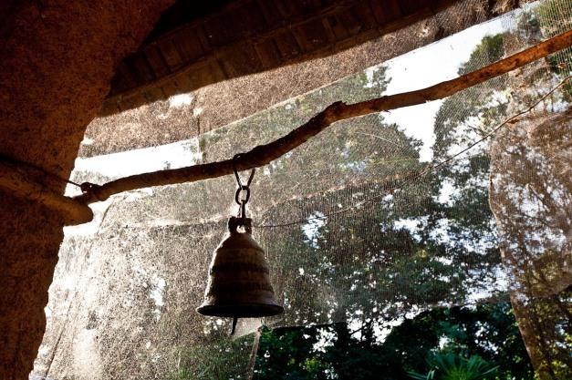 Menelik Era Bell, Monastery, Lake Tana, Bahir Dar, Ethiopia