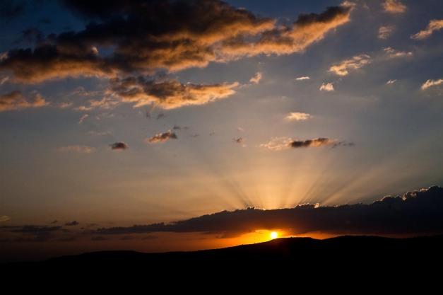 Gondar Sunset, Ethiopia