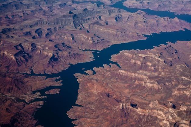 Ethiopia Aerial Landscape