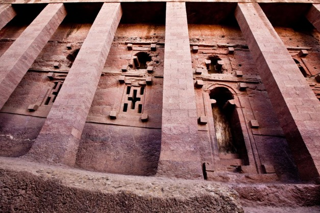 Rock Hewn Church, Lalibela, Ethiopia