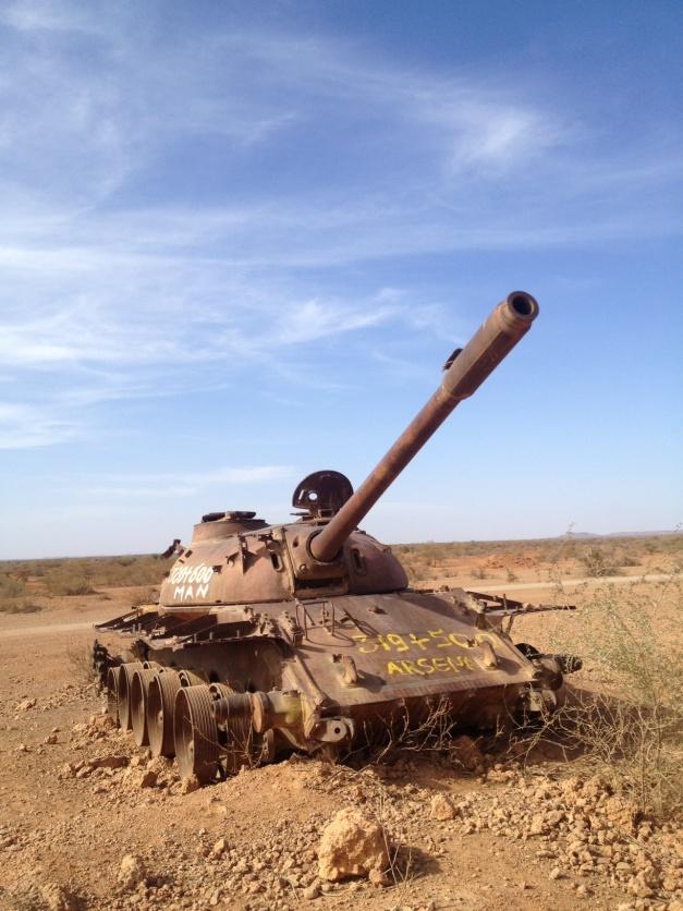Tank V