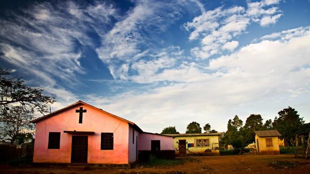 Village & Church