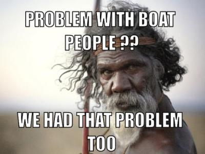 Problem with Boat People