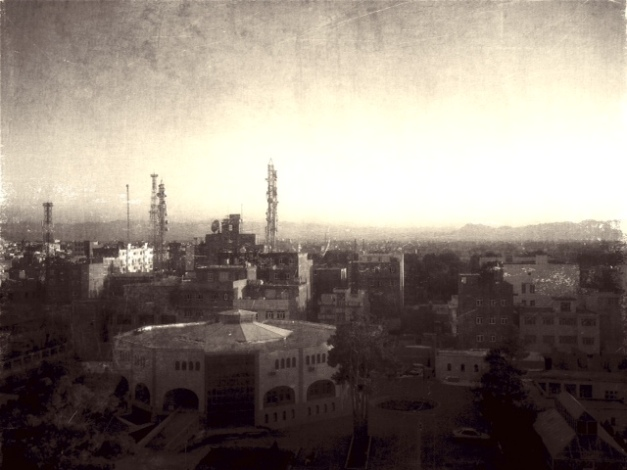 Herat Skyline