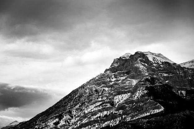 Textured Peaks