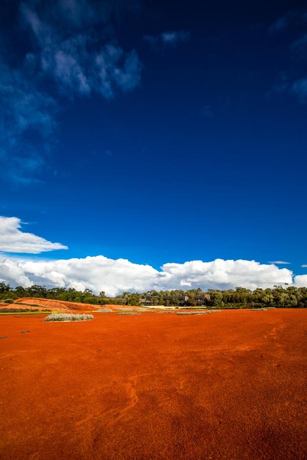 Australia Gardens- Red Centre