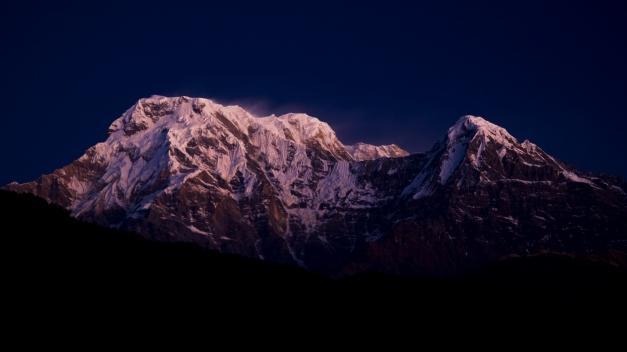 Annapurna Daybreak